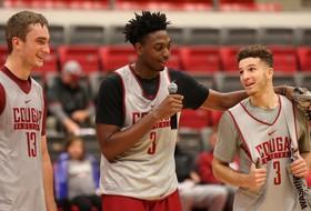 WSU Men's Basketball to Hold Open Practice Oct. 21
