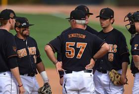 Baseball's Late Rally Falls Short In 8-5 Loss To No. 9 OSU