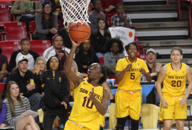Strong Offensive Performance Leads Sun Devil WBB Over Providence