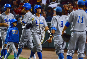 Stellar Offense Leads #2 UCLA to Series Opening Win, 9-0, over #9 ASU