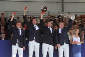 Huskies Win Henley's Prince Albert Cup