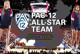 Mau, Jacobson Selected to China-Bound Pac-12 All-Star Team