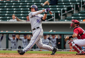 Berry Lifts Huskies To 10 Inning Walk-Off Win Over K-State