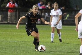 Sara Tosti Named Pac-12 Women's Soccer Offensive Player of the Week