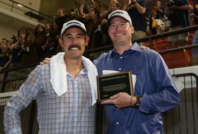 David Durden Named NCAA Coach of the Meet