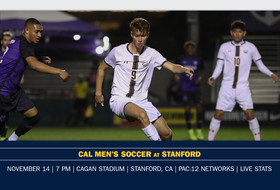 Cal Battles No. 4 Stanford In Big Clasico