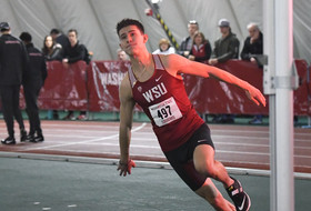 T&F in Action at New Mexico Team Invite