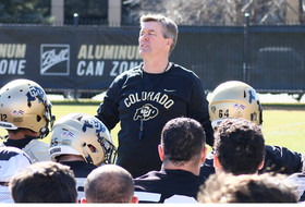 Buffs Football Team To Host 'Be The Match' Registry Event