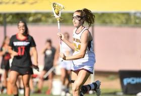 Lacrosse Drops Heartbreaker to San Diego State