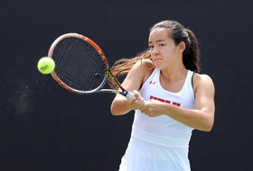Women's Tennis Returns Home for Matches Against Utah State and Denver