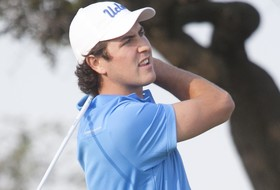 Madey Ties School Record With 9-Under 63