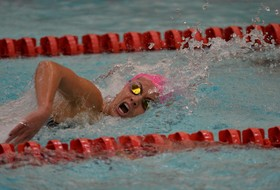 Margetts Records Third-Fastest Time in Program History at USA College Challenge