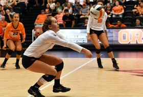 Beavers Open Pac-12 Play at Oregon