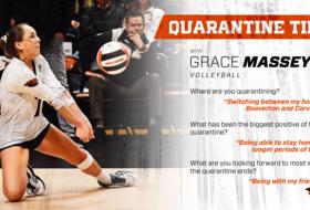 Quarantine Q & A with Grace Massey