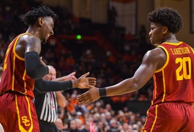 USC Returns To Galen Thursday To Face Utah