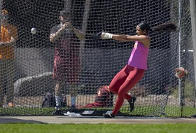 McArthur Wins 2019 Trojan Invitational Women's Hammer Throw Competition