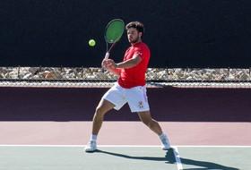 Men's Tennis Completes Day Two of ITA Regionals