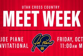 Utah Cross Country Recharged and Ready for Joe Piane Invitational