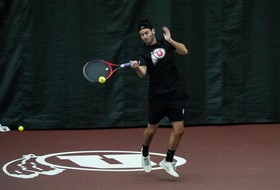 Men's Tennis Defeats Nevada and Montana To Complete Undefeated Weekend