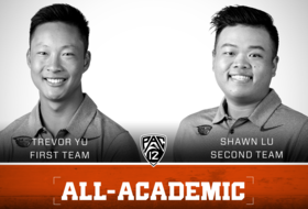 Two Men's Golfers Earn All-Academic Honors