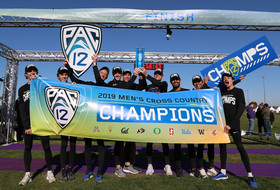 Klecker Wins Individual Crown, Leads Men to 7th Pac-12 XC Title