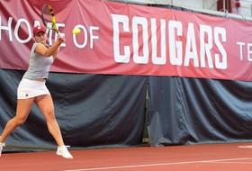 Cougars Dominant in Season Opener