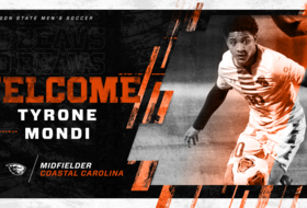 Welcome to Beaver Nation Tyrone Mondi