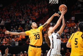 Beavers Blow Past Bears for 81-44 Win