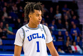 Brown Selected UCLA/Muscle Milk Student-Athlete of Week