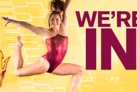 No. 21 @SunDevilGym Selected to NCAA Regional in Baton Rouge