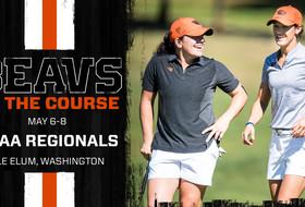 Beavers Ready For NCAA Regional Action