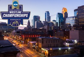 Brackets Released for 2020 NCAA Wrestling Championships
