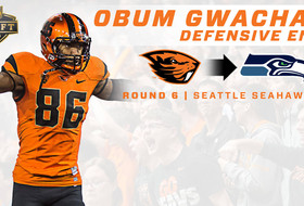 Obum Gwacham Selected by Seattle in 6th Round