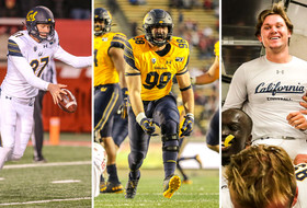 Cal Trio Earns NFF Hampshire Honor Society Recognition