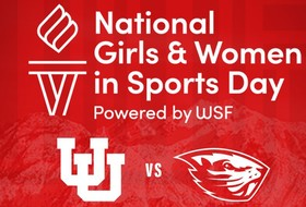 Women's Basketball To Host No. 10 Oregon State For National Girls & Women In Sports Day
