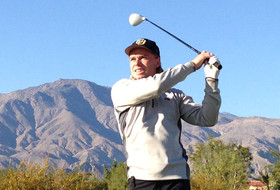 Golfers Finish Second At Wyoming Desert Intercollegiate