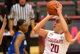 Cougars Travel South to Face Cowgirls