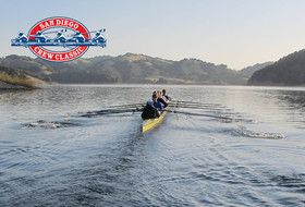 Cal Men's Crew Wins Copley Cup at San Diego Crew Classic