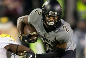 Brooks: Buffs Keep It Close For A Half, Can't Catch Ducks Thereafter