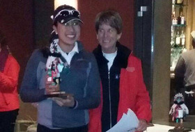 Fan Finishes Seventh In Winter Silver Belle Championship