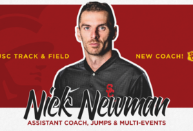 Newman Added To USC T&F Staff As Assistant, Jumps And Multi-Events