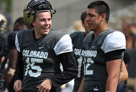 Buffs QBs Know Importance Of 'Next Man Up'