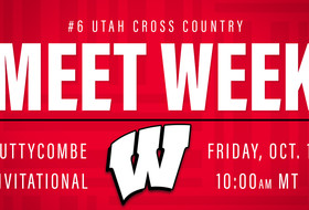 #6 Utah Cross Country Ready to Roll at Nuttycombe Invitational