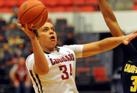 Cooks Notches Double-Double, Cougars Held Off By Cal