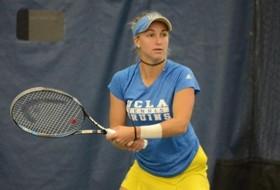 Fourth-Ranked Women's Tennis Falls at No. 5 Cal, 4-3
