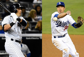 Ellsbury, Barney On MLB Rosters To Open 2015