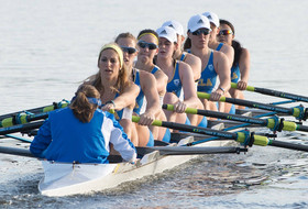No. 9 UCLA Rowing Completes Opening Races at NCAA Championships