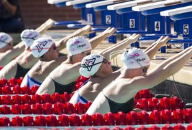 Women's Swim/Dive Begins New Year at Home on Friday