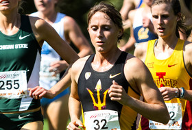 XC's Houlihan Wins Second Career Griak Invite Race