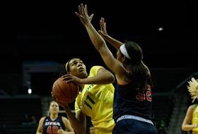 Woods No Longer with Women's Basketball Program